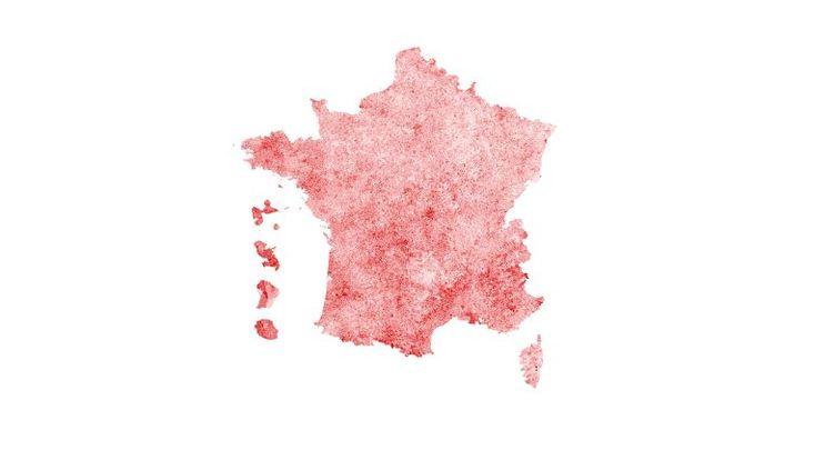 Jean-Luc Mélenchona fait ses meilleurs scores dans le sud au premier tour de l'élection présidentielle. (FRANCEINFO)