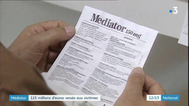 Mediator : près de 115 millions d'euros d'indemnisation versés par Servier