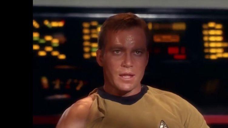 Le capitaine Kirk voyage enfin dans l'espace : quand la fiction rattrape la réalité (FRANCE 3)