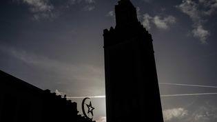 La grande mosquée de Paris, le 19 février 2020. (EMMANUEL FRADIN / HANS LUCAS / AFP)