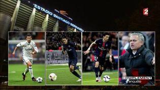 """Football Leaks, """"Complément d'enquête"""". (FRANCE 2 / FRANCETV INFO)"""