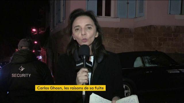 Carlos Ghosn, les raisons de sa fuite