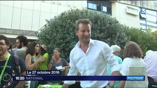 Yannick Jadot élu