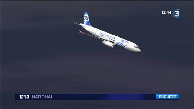 EgyptAir : un contrôle technique avant le crash