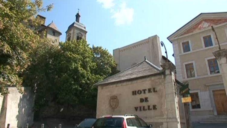 L'Hôtel de ville de Briançon (France 3) (© France)