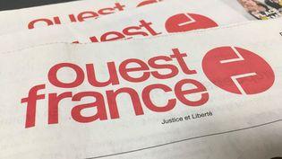 Le journal Ouest-France. Photo d'illustration. (MAXIME GLORIEUX / RADIO FRANCE)