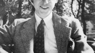 Daniel Cordier, en septembre 1942 à Lyon. (HANDOUT / MUS?E DE L?ORDRE DE LA LIB?RATIO)