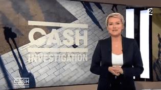 """Le magazine de France 2 """"Cash investigation"""" est présenté par Elise Lucet. (FRANCE 2)"""
