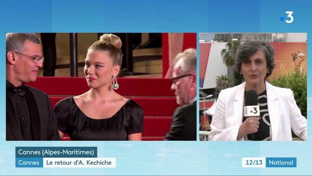 Cannes : le retour d'Abdellatif Kechiche