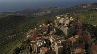 Corse : Sant'Antonino, un joyau du patrimoine français. (FRANCE 2)