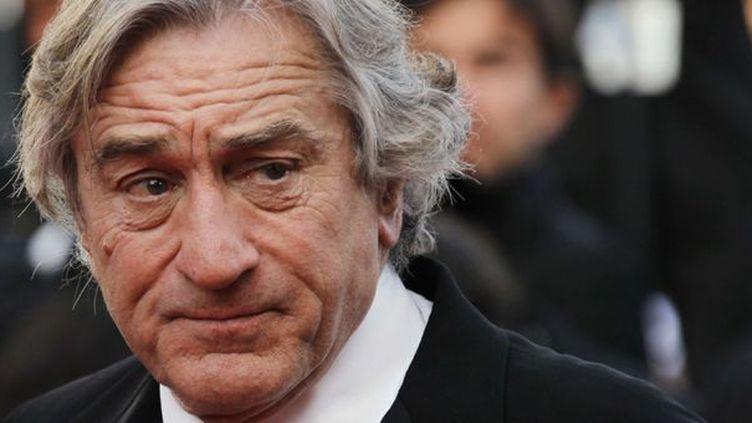 Robert de Niro à Cannes  (AFP)