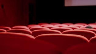 Une salle de cinéma à Paris. Photo d'illustration. (AURÉLIEN ACCART / FRANCE-INFO)