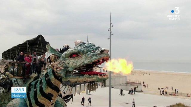 Le Dragon de Calais accueille à nouveau des visiteurs