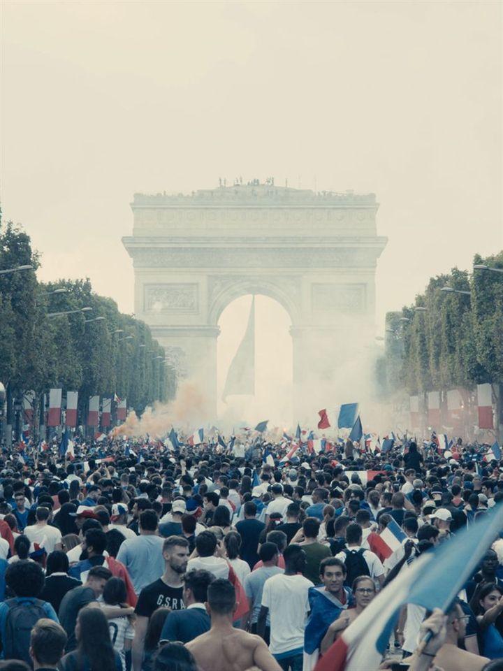 """""""Les Misérables"""" de Ladj Ly (2019) (LE PACTE / ALLOCINE)"""