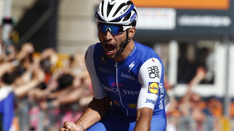 Fernando Gaviria (LUK BENIES / AFP)