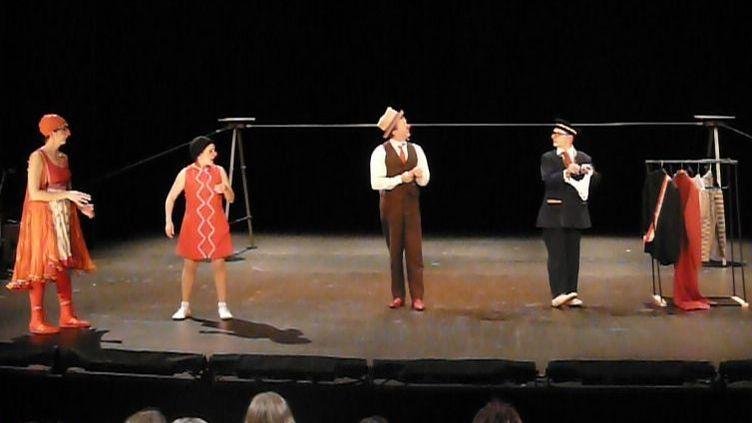 Les Nouveaux Nez au Théâtre de la Croix-Rousse  (Jean-Michel Ogier)
