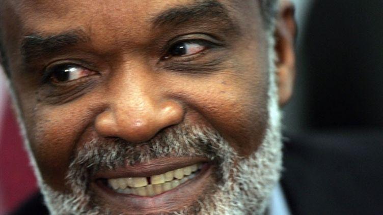 Le président haïtien René Preval (AFP - Tim Sloan)