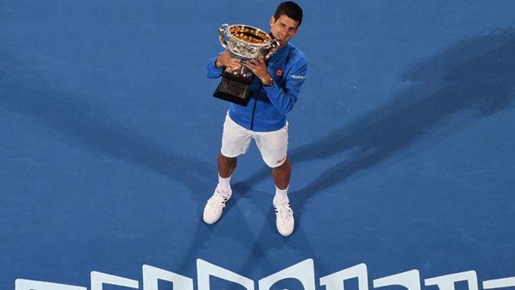 Le Serbe Novak Djokovic n'est plus qu'à une victoire du record de Roy Emerson