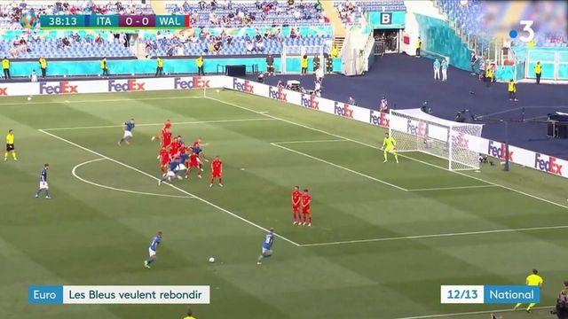 les Bleus sont en haleine deux jours avant leur match contre le Portugal
