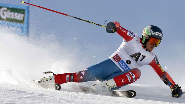 Le skieur américain Ted Ligety