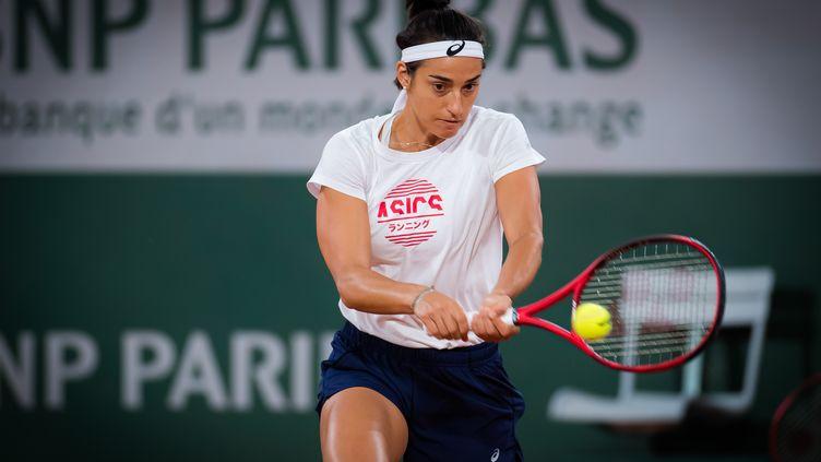 Caroline Garcia (ROB PRANGE / SPAINDPPI)