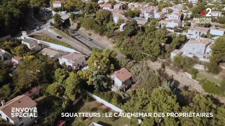 Envoyé spécial. Squatteurs : le cauchemar des propriétaires (ENVOYÉ SPÉCIAL  / FRANCE 2)