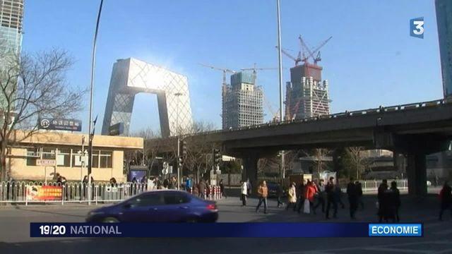 Economie : le ralentissement de la croissance chinoise est-il inquiétant ?