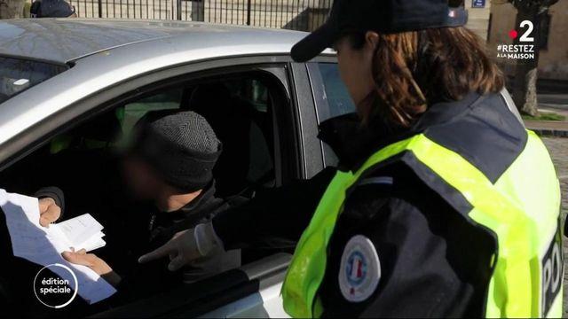 Coronavirus : des jeunes recrues de gendarmerie épaulent leurs ainés