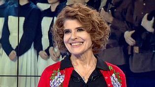 """Fanny Ardant invitée sur le plateau de France 3 pour son film """"Le Divan de Staline""""  (France 3 / Culturebox)"""