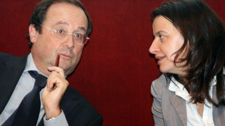 François Hollande et Cécile Duflot se sont téléphonés mardi (alix guigon / AFP)
