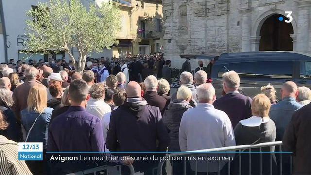 Policier tué à Avignon : les obsèques d'Éric Masson ont eu lieu à Bédarrides