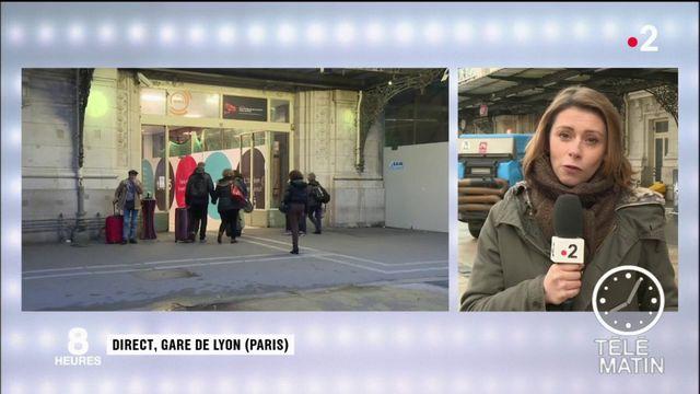 Grève à la SNCF : reprise progressive du trafic