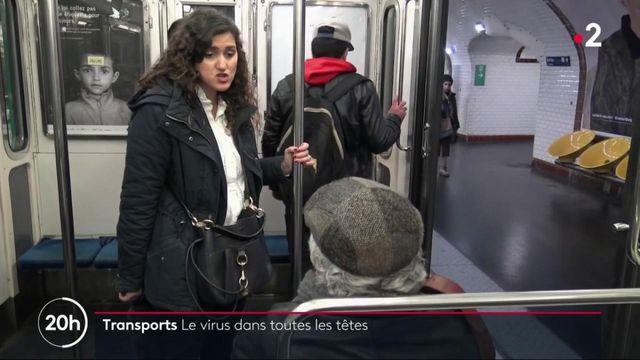 Covid-19 : pas de restrictions dans les transports en commun