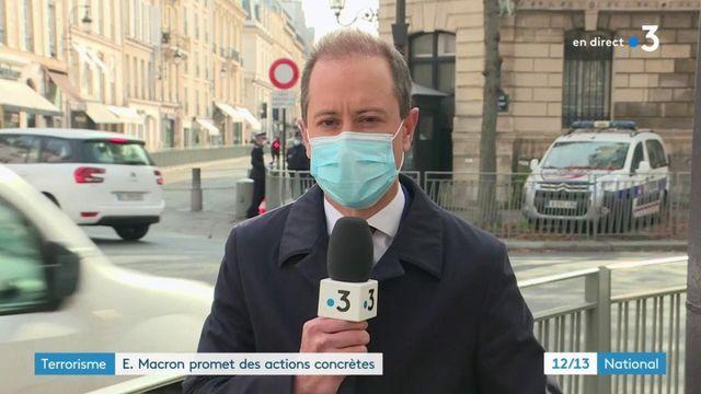 Attentat en Yvelines : opérations contre l'islamisme radicale