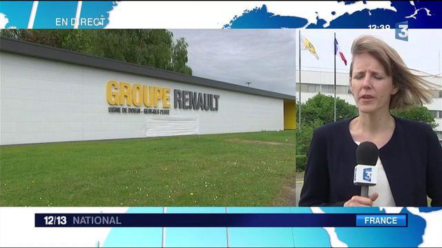 Cyberattaque : vers une reprise de la production à l'usine Renault de Douai