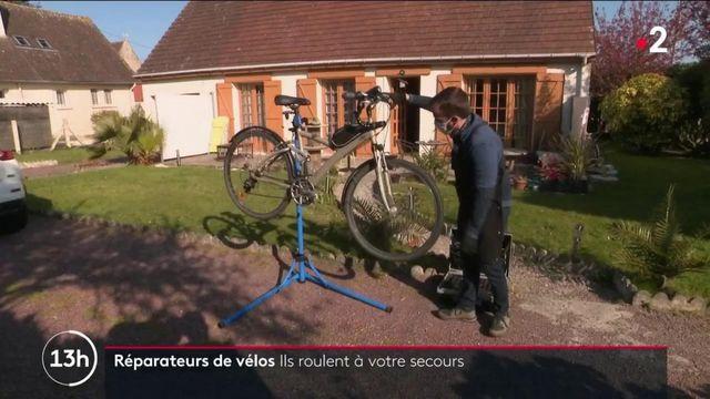 Innovation : à la découverte des réparateurs de vélos mobiles