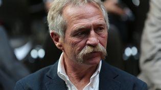 José Bové, eurodéputéEELV, le 22 mai 2014 à Paris. (MICHEL STOUPAK / CITIZENSIDE.COM / AFP)