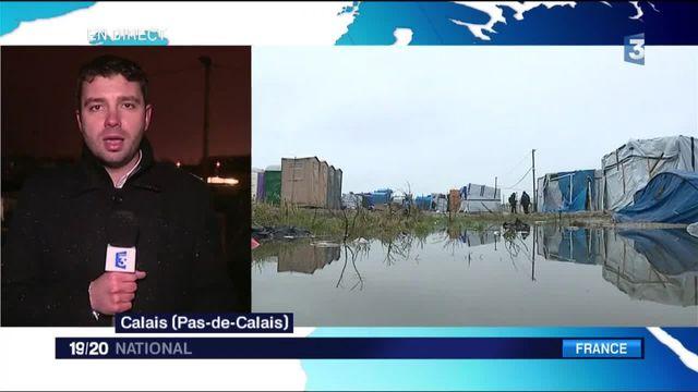 Calais : le camp démantelé pour rien ?