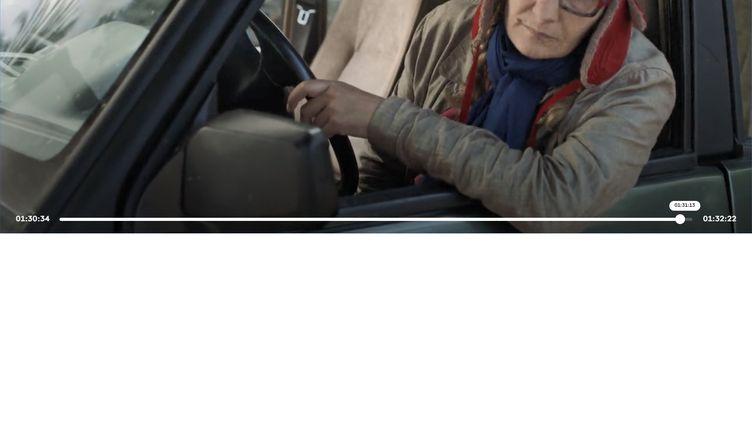 """Corinne Masiéro dans la série """"Capitaine Marleau"""" (FRANCE 3 / France TV)"""