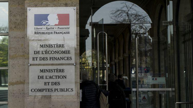 Le ministère de l'Économie agaranti,depuisle début de la crise,134 milliards d'euros de prêts à près de 659 000 entreprises. (GREG LOOPING / HANS LUCAS)