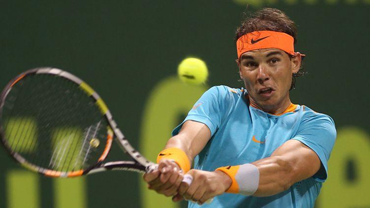 Rafael Nadal a chuté face au 127e joueur mondial  (KARIM JAAFAR / AL-WATAN DOHA)