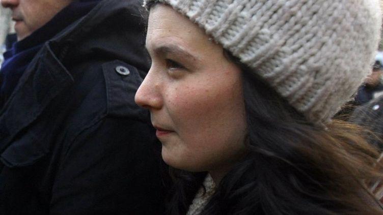 Yldune Lévy, en septembre 2009 à Paris. (JOEL SAGET / AFP)
