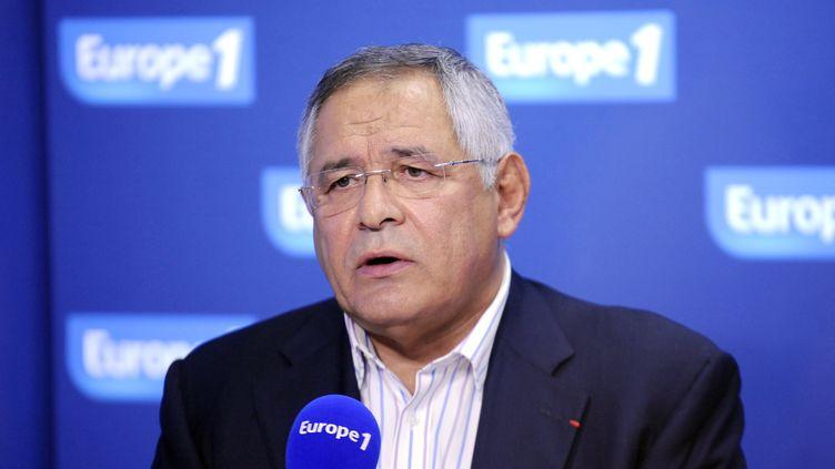 L'avocat Robert Bourgi est l'invité d'Europe 1, le 12 septembre 2011. (JOHANNA LEGUERRE / AFP)