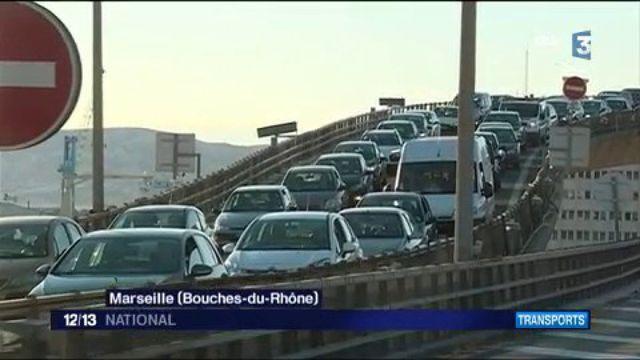 Trafic routier : de plus en plus d'embouteillages dans les villes françaises