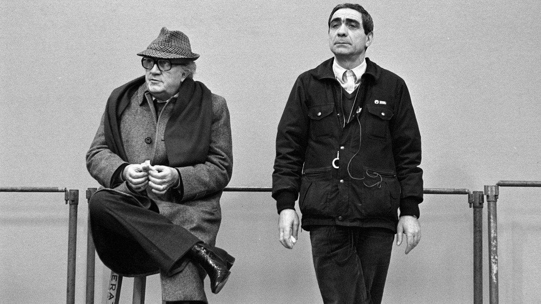 Giuseppe Rotunno, emblématique directeur de la photographie de Fellini et de Visconti, est mort à 97 ans - franceinfo