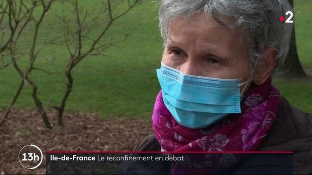 Covid-19 : l'hypothèse d'un reconfinement en débat en Ile-de-France