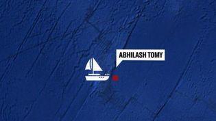 Abhilash Tomy  (France 2)
