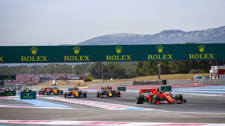 Le circuit Paul-Ricard à Le Castellet, lors du Grand Prix de France 2019 (JEAN MICHEL LE MEUR / DPPI MEDIA;JEAN MICHEL LE MEUR)