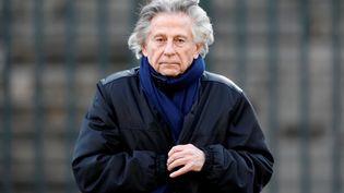 Le réalisateur Roman Polanski à Paris, le 9 décembre 2017. (CHARLES PLATIAU / REUTERS)