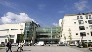 La faculté a rouvert vendredi 23 septembre. Elle avait été fermée mercredi en fin d'après-midi pour une fouille de sécurité. (MAXPPP)